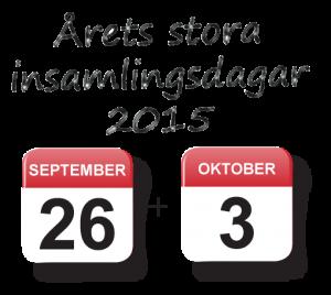 Årets-insamlingsdagar-2015