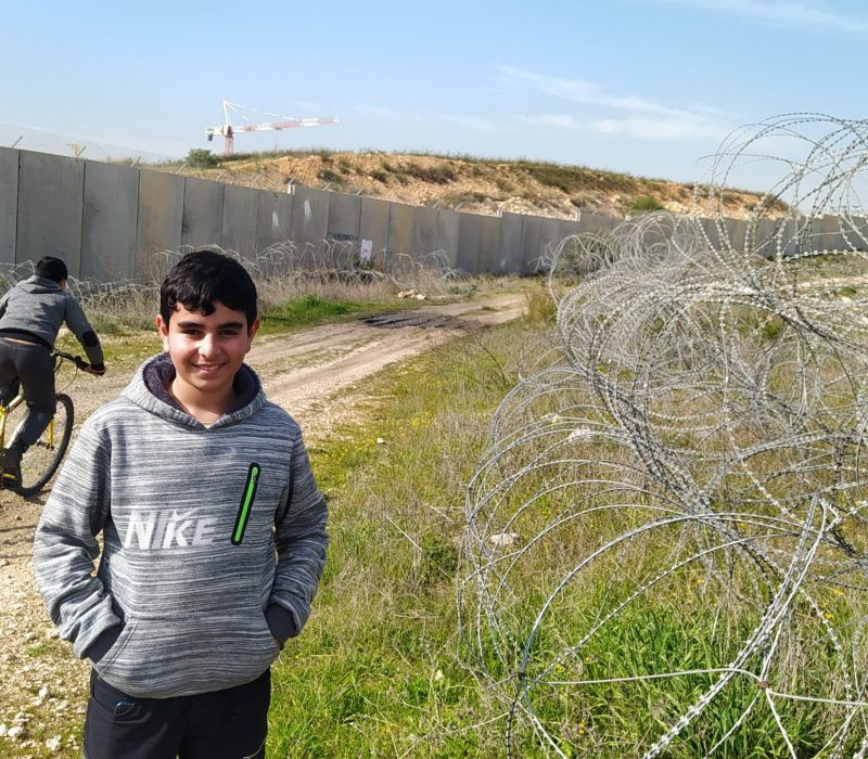 "Maher framf""r separationsmuren"