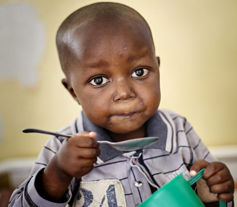 DR Kongo Nutritionsavdelningen på Panzisjukhuset Fotograf: Martina Holmberg