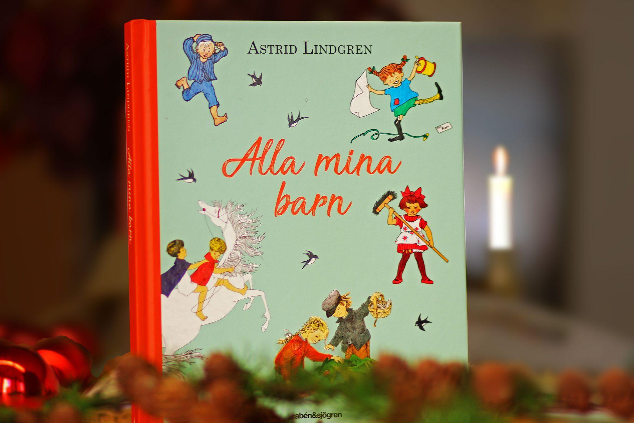 Astrid Lindgren Julgåva